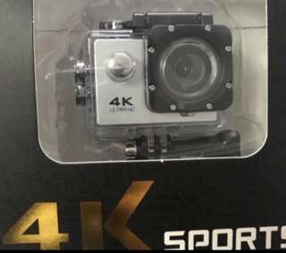 Action Camera Waterproof Sports