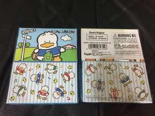 Sanrio Pekkle AP鴨 日本版 新款 貼紙 Memo