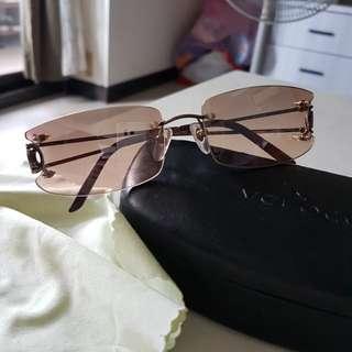 韓國流行時尚品牌Veloce茶色太陽眼鏡