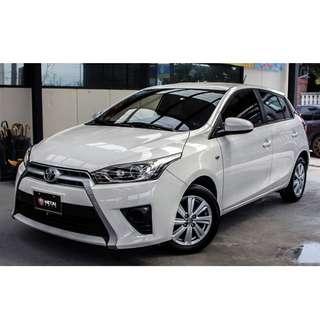 2015 Toyota  大鴨 1.5 白