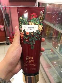 dark flora body lotion
