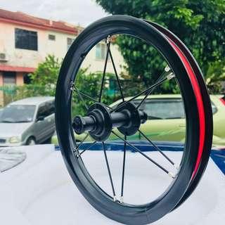 """12"""" Pushbike Wheelset"""