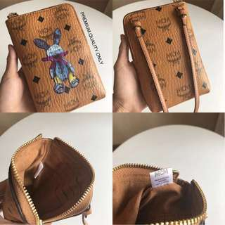 MCM Phone Sling Pouch