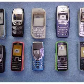 NOKIA SONY ERICSON PHONES HOUSING CASING