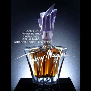Violette Angel by Thierry Mugler 25ml edp