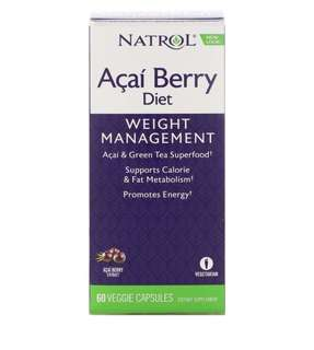 AcaiBerry Diet Weight Management Capsules