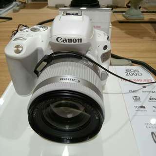 Kredit Canon 200D Proses Acc 3 Menit