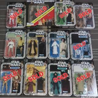 Star Wars 40th Anniversary 6inch
