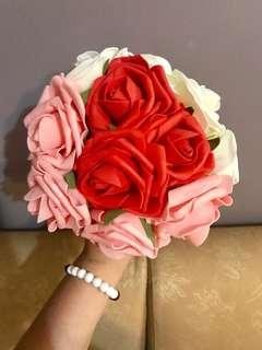 In stocks Flower Bouquet