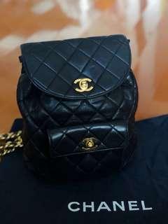 Chanel Backpack *vintage 中古