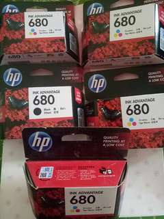 HP black/color Ink Cartridge