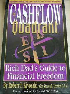 Cash flow Quadrant by Robert kiyosaki