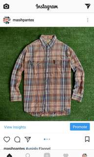 JohnHenry Flannel