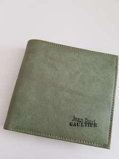 全新Jean Paul wallet (包郵)