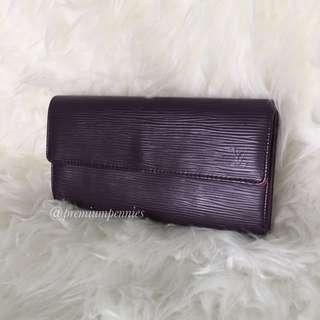 LV Original long Wallet