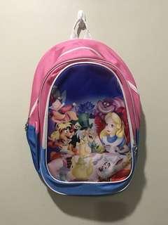 Alice in Wonderland Bag for Girls