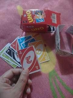 Uno Mini Card Set