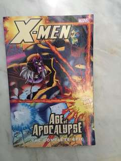 Age of Apocalypse complete collection vol 4