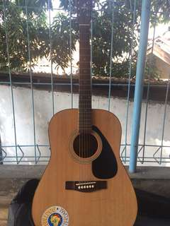 Yamaha accoustic electric