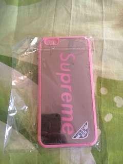 Supreme Iphone 6plus case