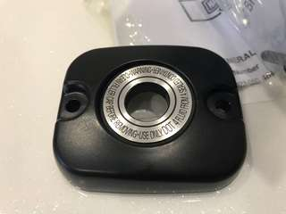 Harley Sportster Brake Cover