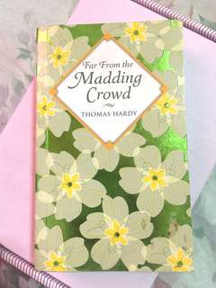 Thomas Hardy - Far From the Madding Crowd (Mini Pocket Edition)