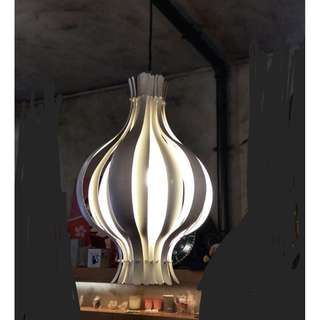 Frandsen Denmark mat white ceiling light(天花燈)