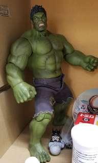 國產Hulk 約十寸高 Marvel