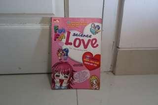 Buku Science Of Love