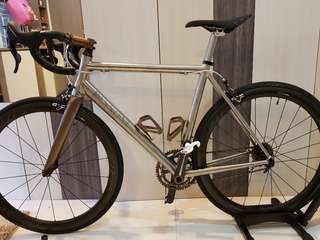 Passoni Top Force Titanium bike