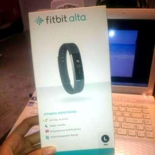 Fitbit Alta Black Large (Brand new)