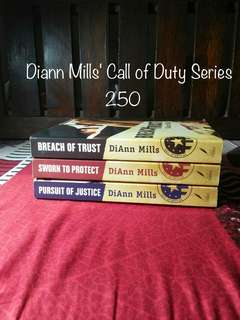 Book Bundle 15 - Diann Mills