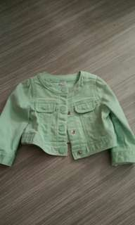 Girls Cardigan Jacket