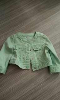 Girls Cardigan Jacket