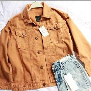 NEW ZR Oversize Jaket Jeans