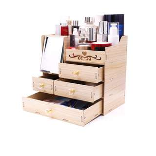 4 Drawer makeup / desktop organizer