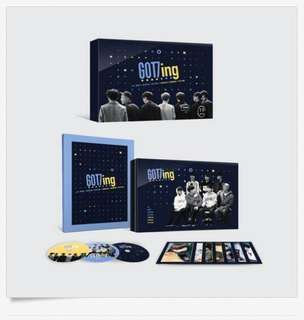 WTB GOT7ing DVD under RM 70 [READ DESCRIPTION PLS]