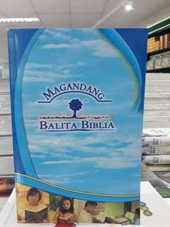 Magandang Balita Biblia (missionary edition bible)