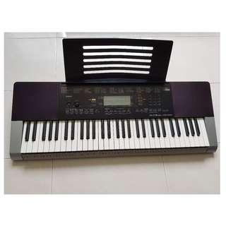 Casio CTK-4400 Keyboard + Bag + Pedal