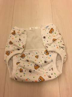 Pureen diaper pants size L