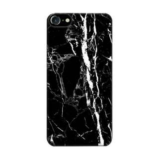 Faux Marble And Stone iPhone 8 Custom Hard Case