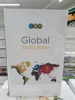 ESV Global Study Bible (soft bound)