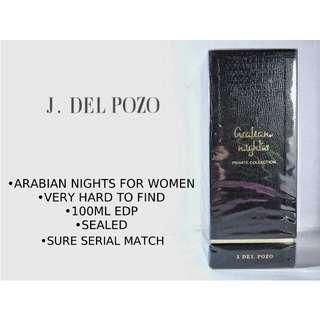 Arabian Nights women Private Collection Jesus del Pozo