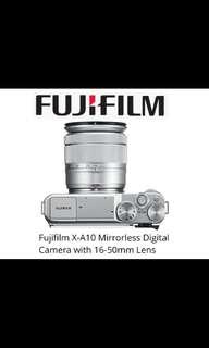Fuji X-A10 16-50mm Kit