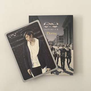 [WTS] Infinite's Destiny Album