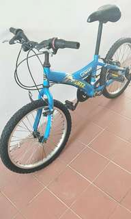 Cheap used kids mountain bike