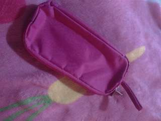 Preloved Pink Pouch Two Pockets