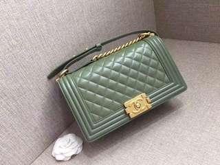 Chanel Leboy 25. 20