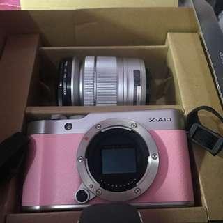 Fujifilm x-a10 mirrorless