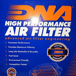 DNA Air Filter for Yamaha Sniper 150